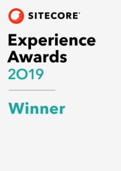 Sitecore Experience Awards winners