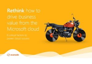 Microsoft cloud solutions