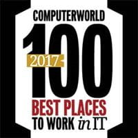 Computerworld 100 Best Places to Work in IT 2017