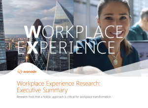 workplace experience research