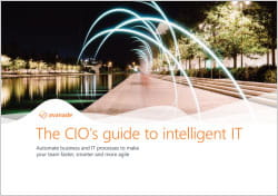intelligent IT CIO guide
